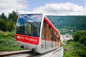 The Sommerberg Funicular Railway