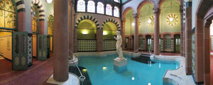 bad wildbad spas in the black forest a royal paradise